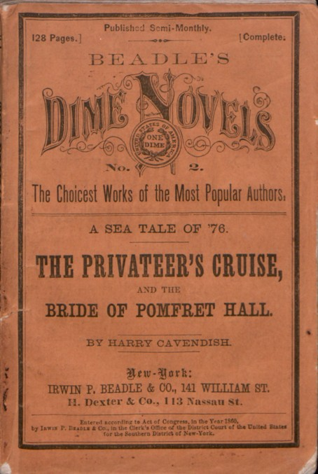 Novel - The Privateer's Cruise