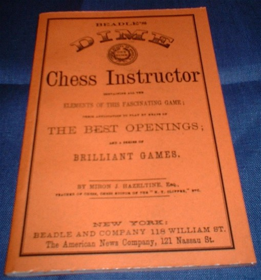 Dime Chess Instructor