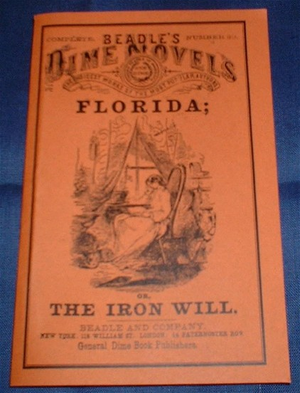 Novel - Florida or the Iron Will