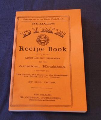 Dime Recipe Book