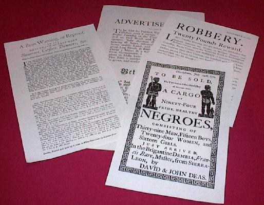 Civilian Broadsides