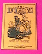 Dime Book of Croquet