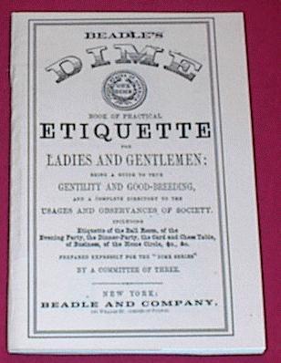 Dime Book of Etiquette