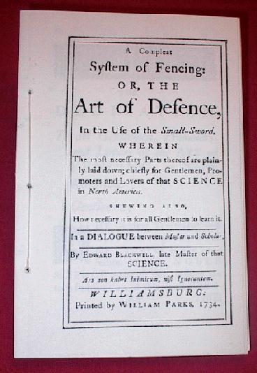 The Art of Defense - Fencing