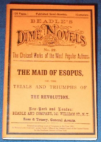 Novel - The Maid of Esopus