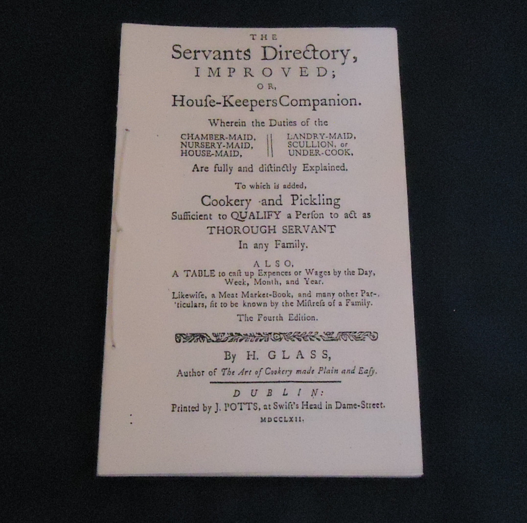 The Servant's Directory