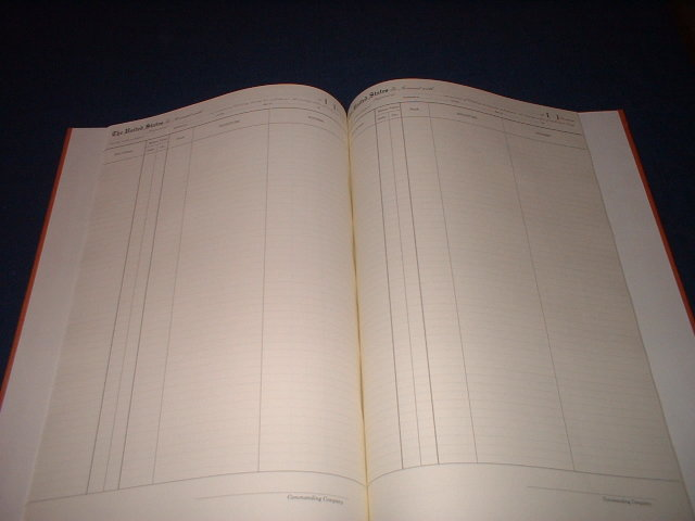 Company Clothing Book
