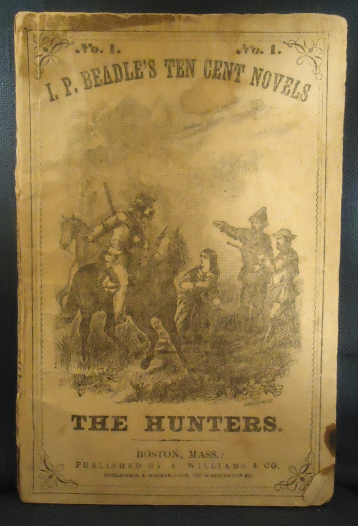 Dime Novel - The Hunters