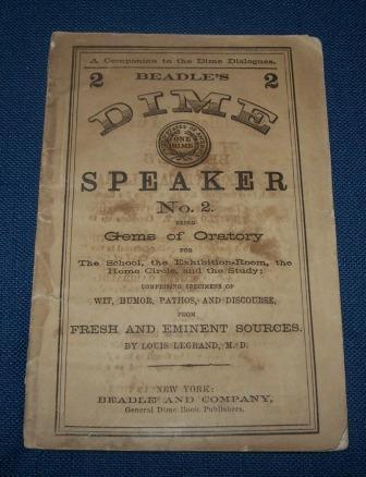 Dime National Speaker