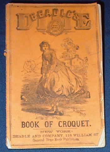 Dime Book of Croquet