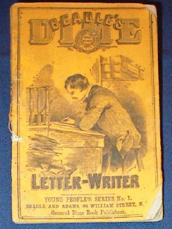 Dime Letter Writer