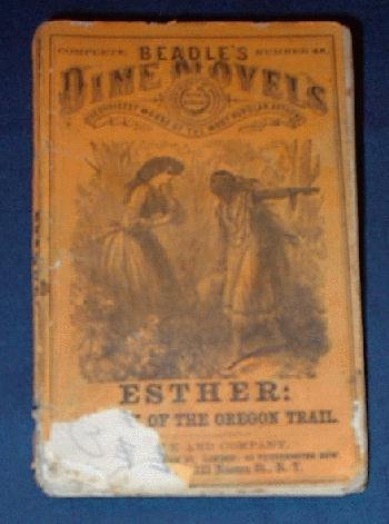 Dime Novel - Esther