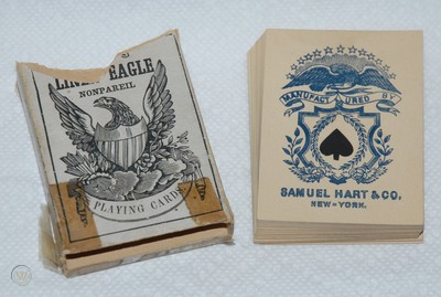 Hart Playing Cards