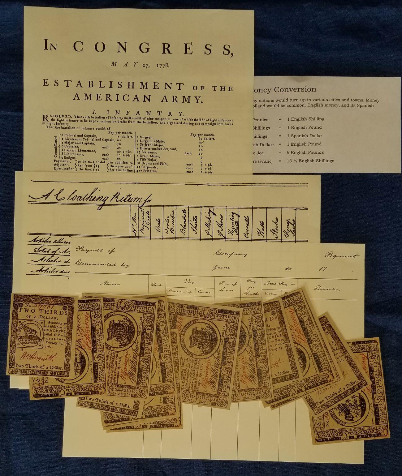 American Paymaster's Kit