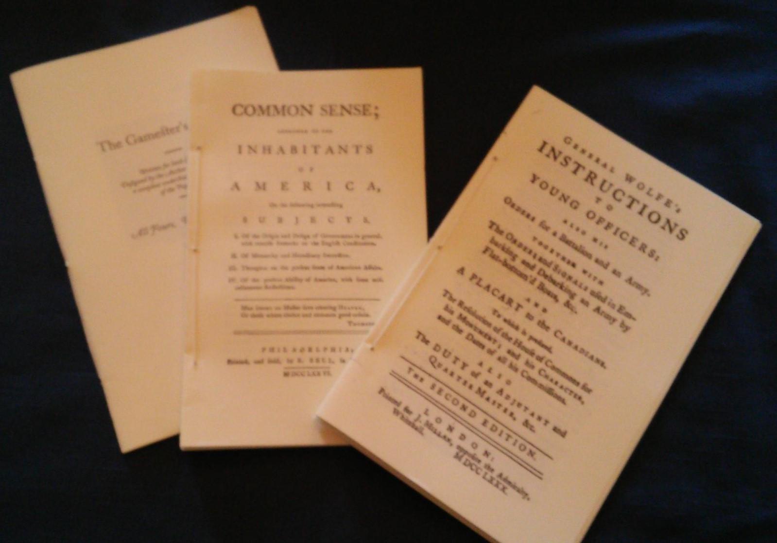 Revolution Era Books