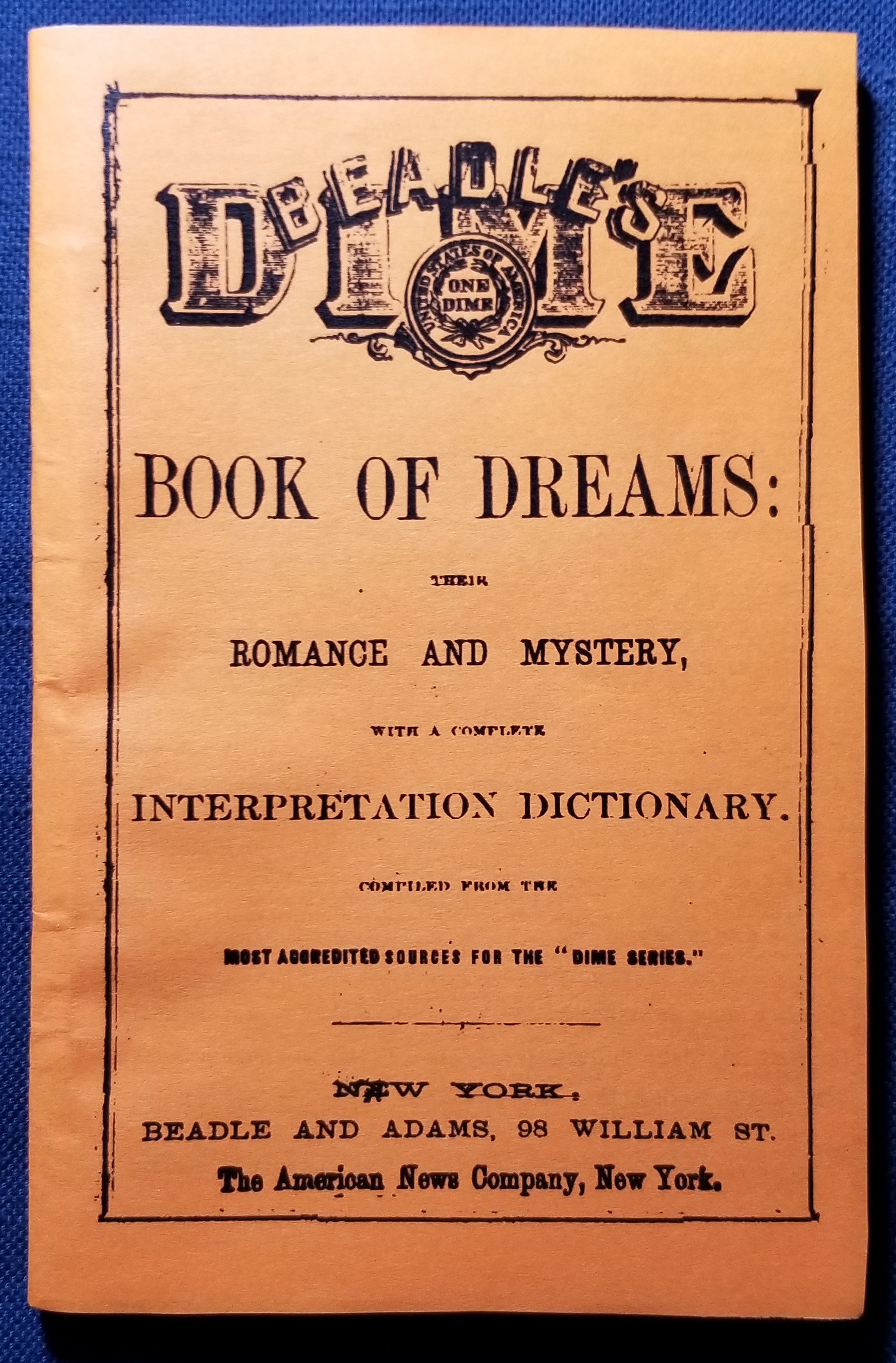 Dime Book of Dreams