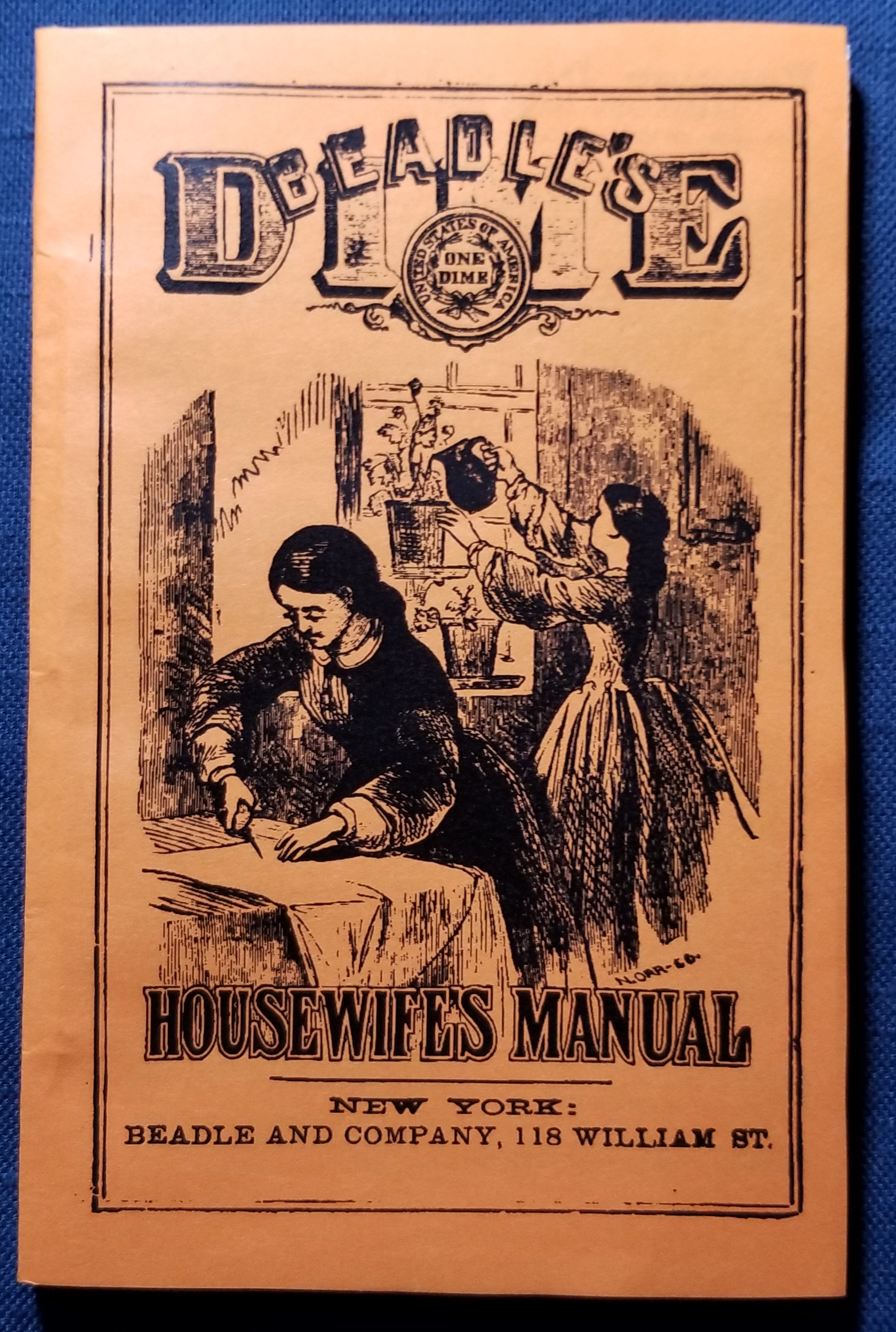 Dime Housewife's Manual