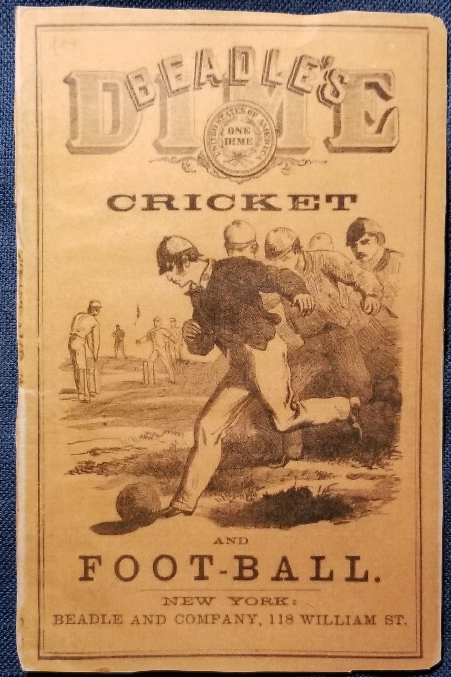 Dime Cricket and Football