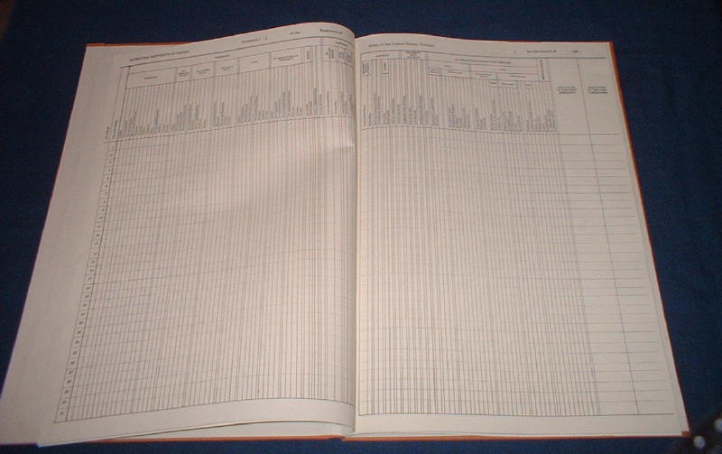 Company Morning Report Book