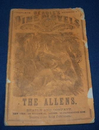 Dime Novel - The Allens