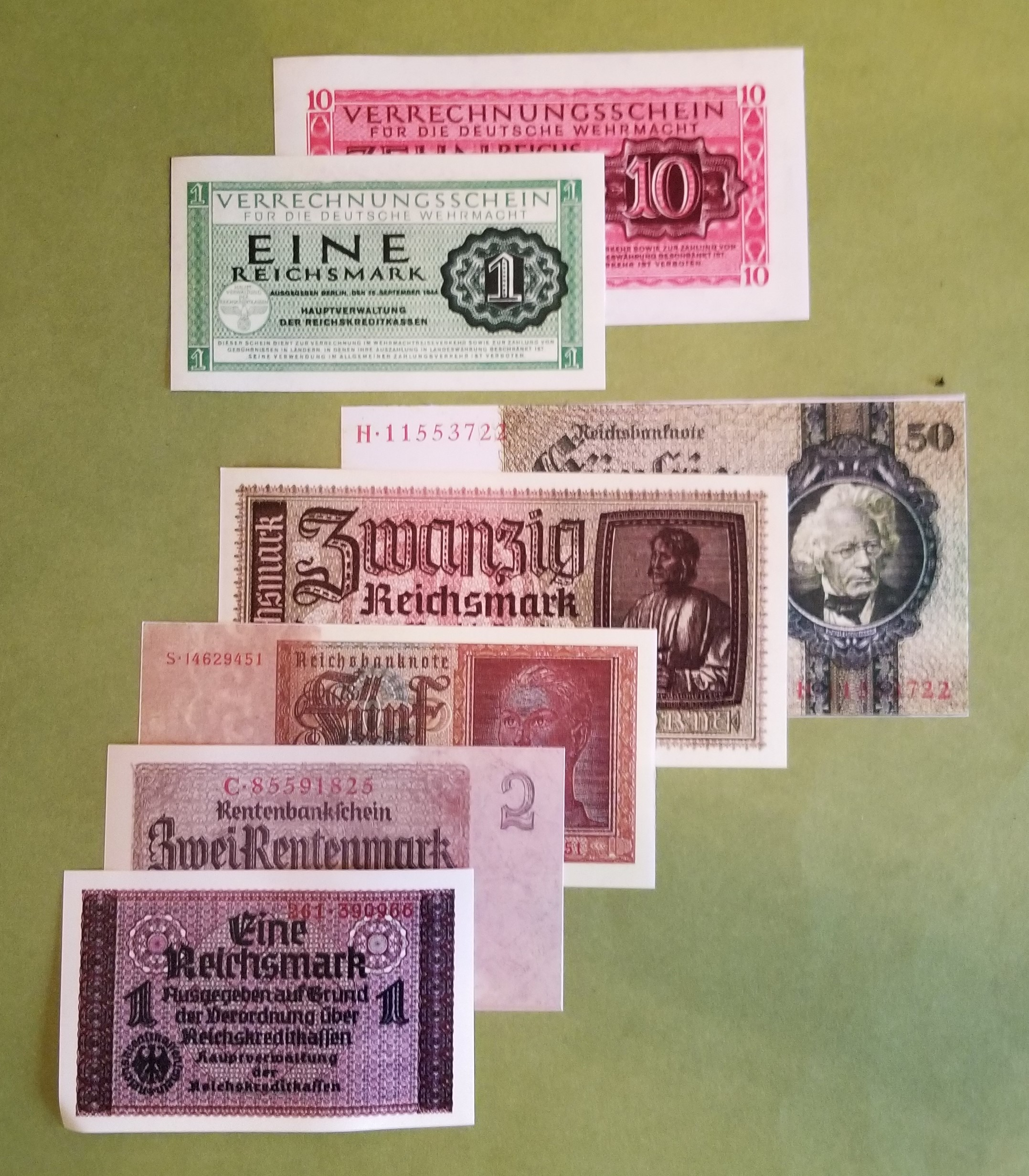 German Money
